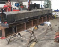 Excavator Undercarriage Manufacture and Alterations