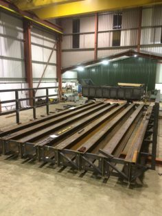Woodstock Welding Bridge Fabrication
