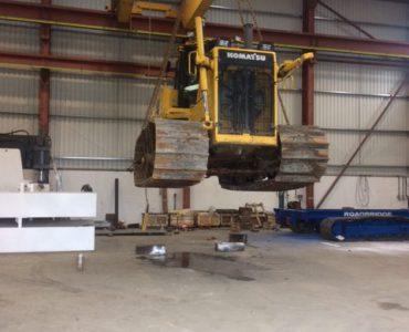 workshop general fabrication and repairs'